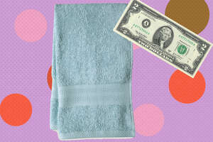 Mainstream International Hand Towels on sale at Macy's for $1.99