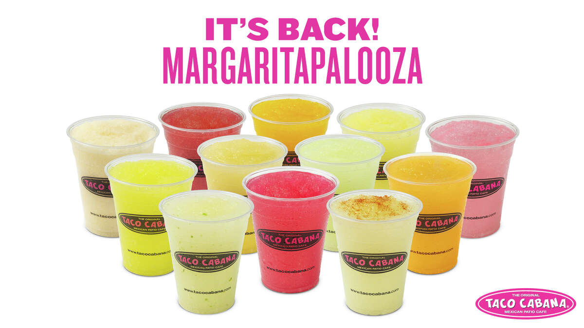 The Tex-Mex chain debuted MargartiaPalooza last year, as the drive-thru drink experience became popular throughout the pandemic. Since then, the business has introduced a variety of flavors. This week, there's another haul of tastes hitting locations.
