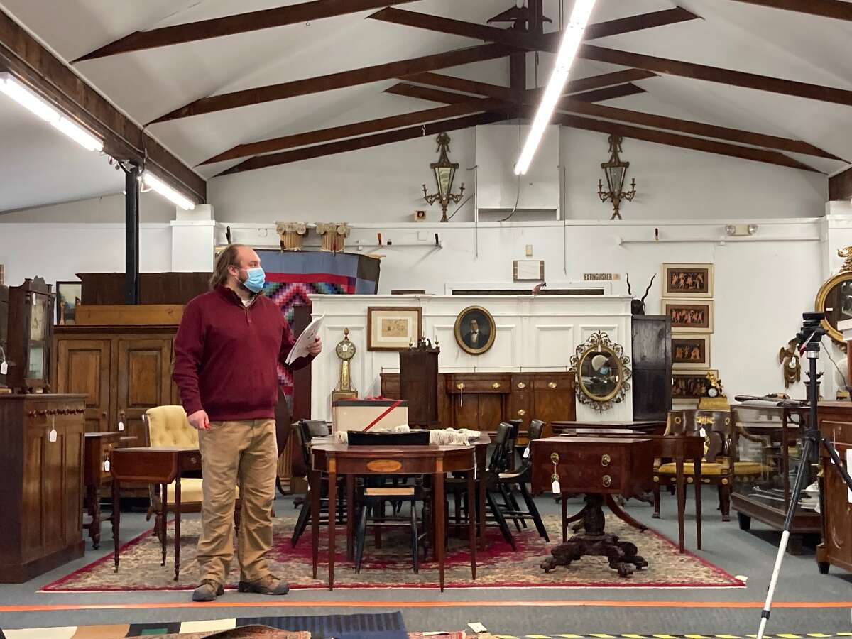 Carlsen Gallery in Greene County has been conducting auctions of estate merchandise and antiques in the upper Hudson Valley since 1984.