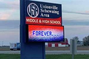 The Unionville Sebewaing Area School District. (Tribune File Photo)