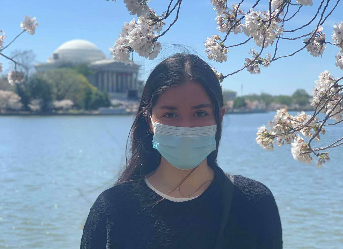 Kaetana Mendoza is an undergraduate student at the University of Texas at Austin and finds herself immersed in opportunities to pursue her passion - receiving invaluable experience through an internship and helping to write a book on racism and inequality.