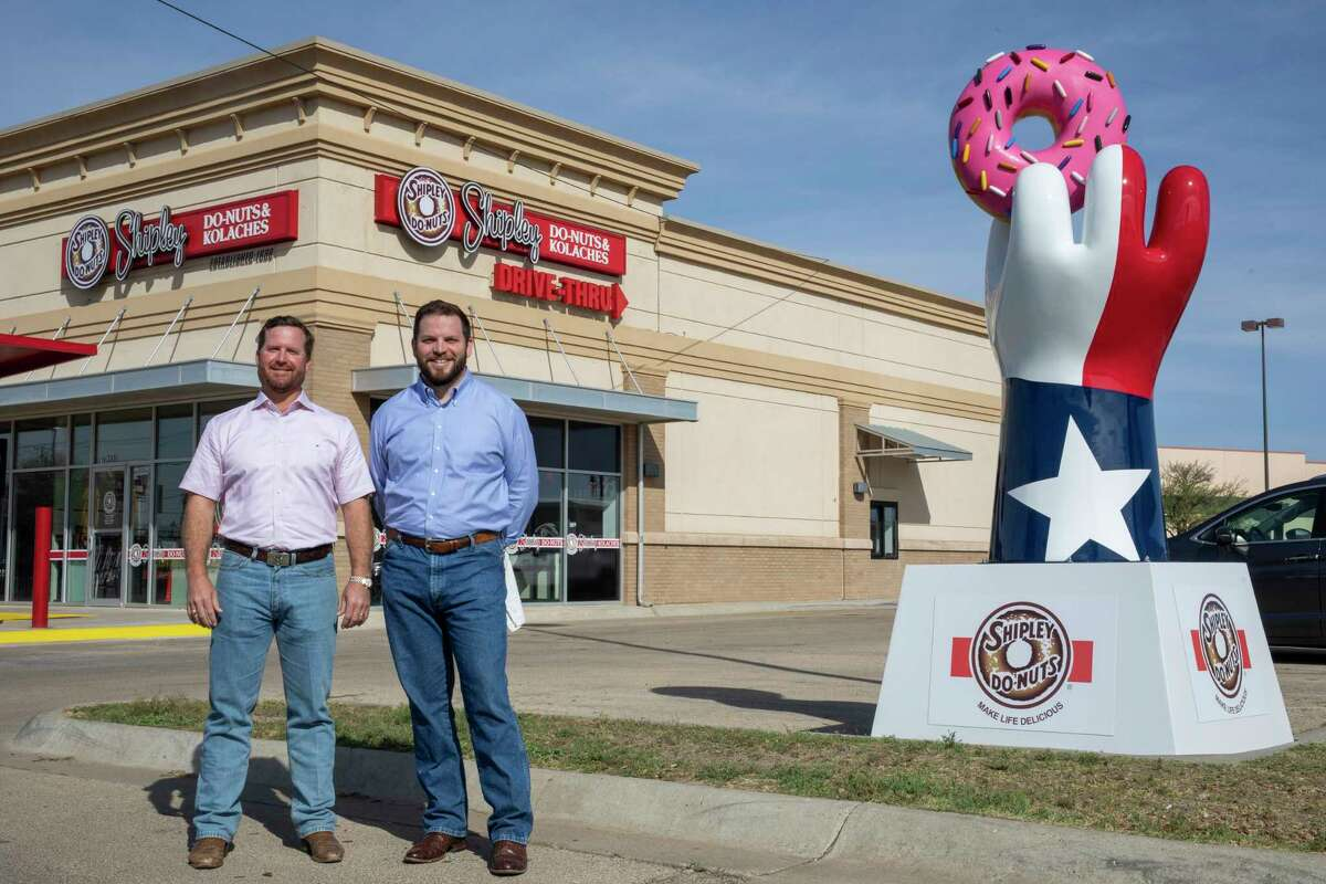 Shipley Do-Nuts prepares to open as seen Tuesday, April 6, 2021 at 5210 W. Wadley Ave. Jacy Lewis/ Reporter-Telegram