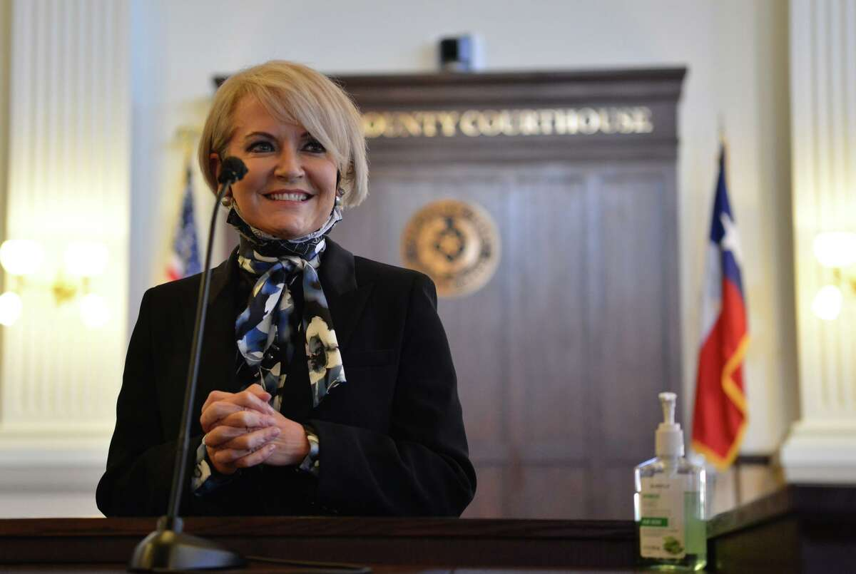 Commissioner Trish DeBerry said she viewed a request for a $20,000 rescue and recovery boat for the Sheriff's Office as 'fiefdom-building' when there are more pressing needs at the Bexar County Jail.