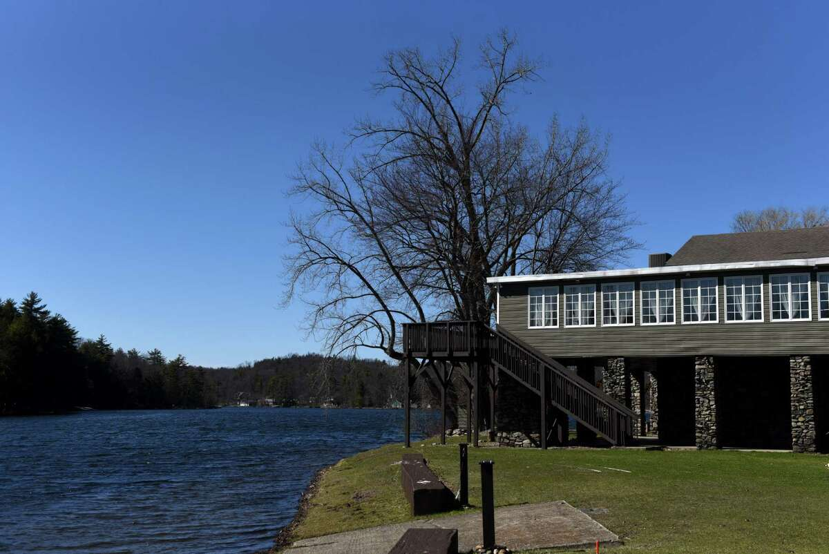 The Old Daley on Crooked Lake. (Will Waldron/Times Union)