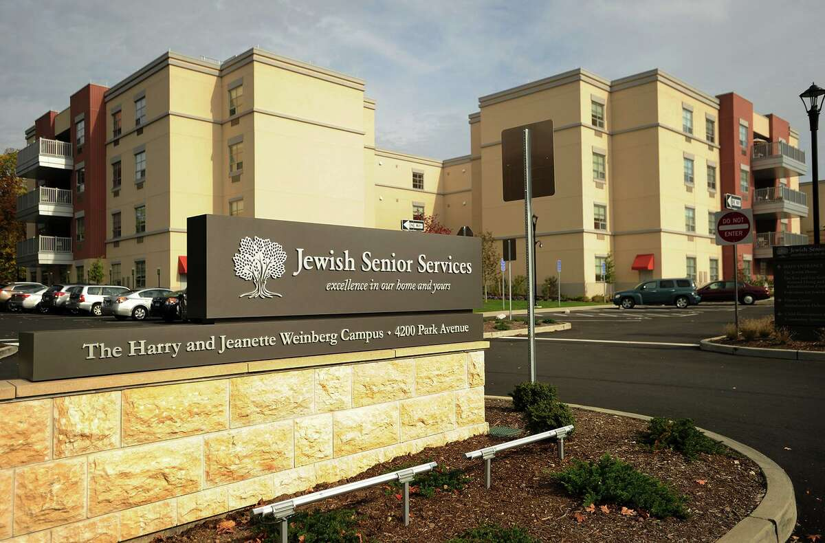 The new Jewish Senior Services campus at 4200 Park Avenue in Bridgeport, Conn. on Thursday, October 20, 2016.