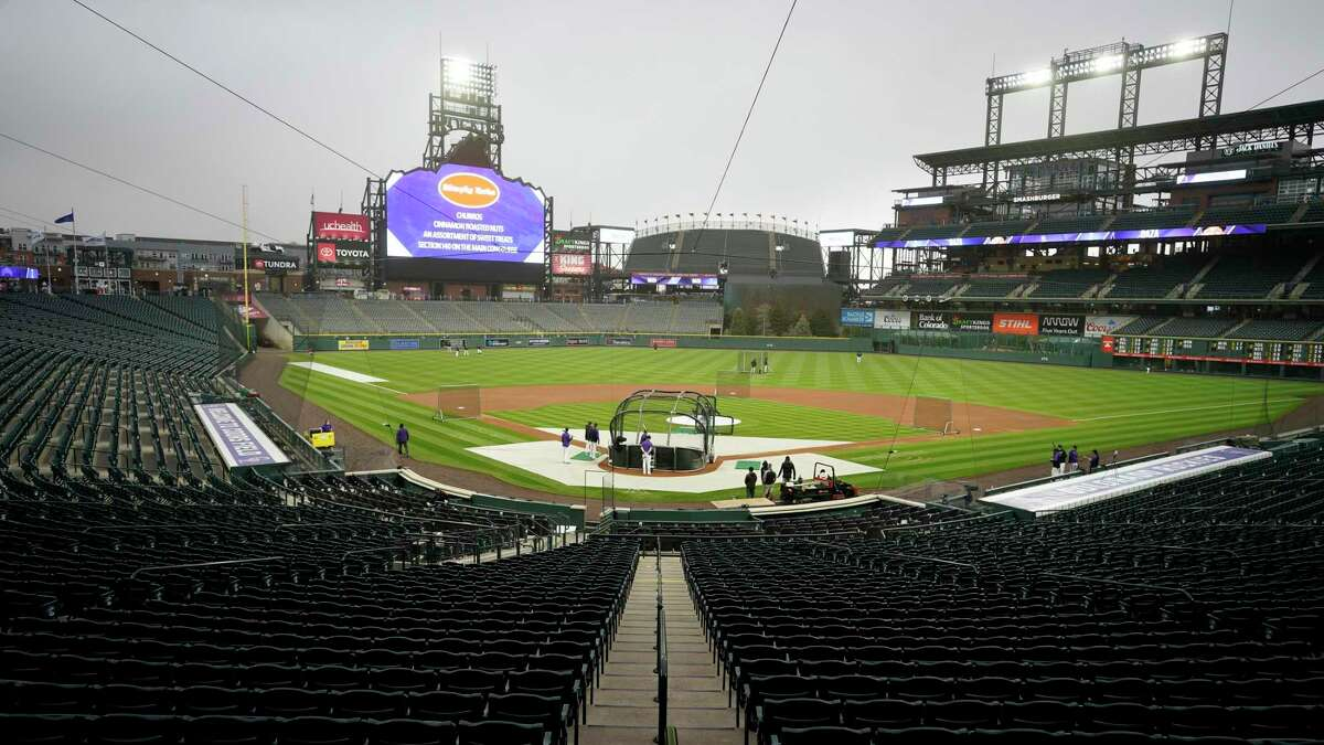 Coors Field will host the MLB All-Star game this summer after it was pulled from Atlanta in response to restrictive voting laws.