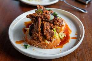 JuneBaby fried chicken livers