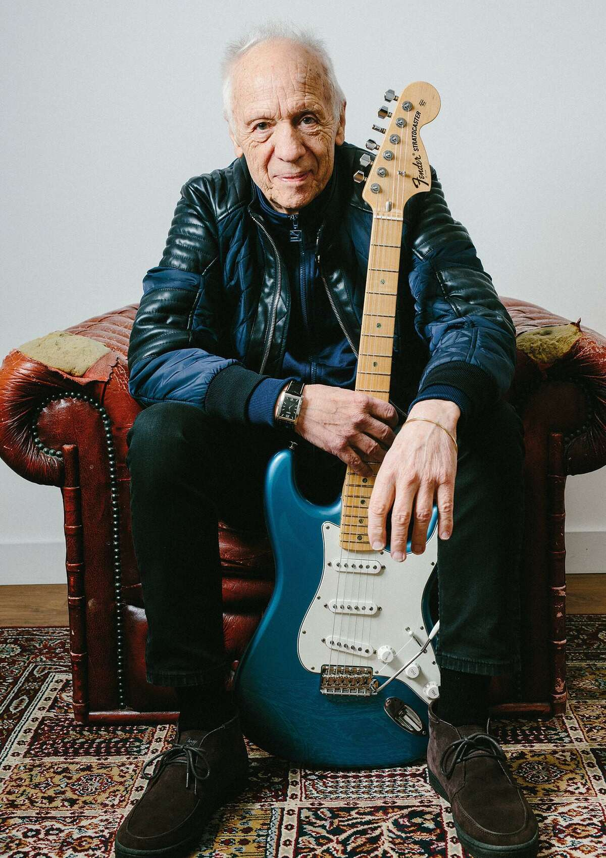 """Guitarist Robin Trower is set to perform Sept. 23 at the Ridgfield Playhouse. The iconic guitarist is one of the most influential rock musicians of all time. His mesmerizing style made him one of Britain's hottest guitarists. Joining Procol Harum right as they were invading 1960's radio with their moody, classical-meets-soul-classic, """"A Whiter Shade of Pale."""" Trower made his presence felt on six of the band's albums before breaking out as a solo artist and eventually building his own trio. To reserve your socially distanced seats to see Robin Trower in Ridgefield, call the box office at 203-438-5795."""