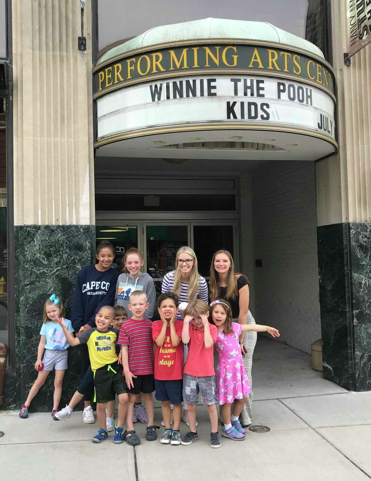 The Warner Theatre Center for Arts Education is holding its summer arts camp this year, after it was canceled by the pandemic in 2020.