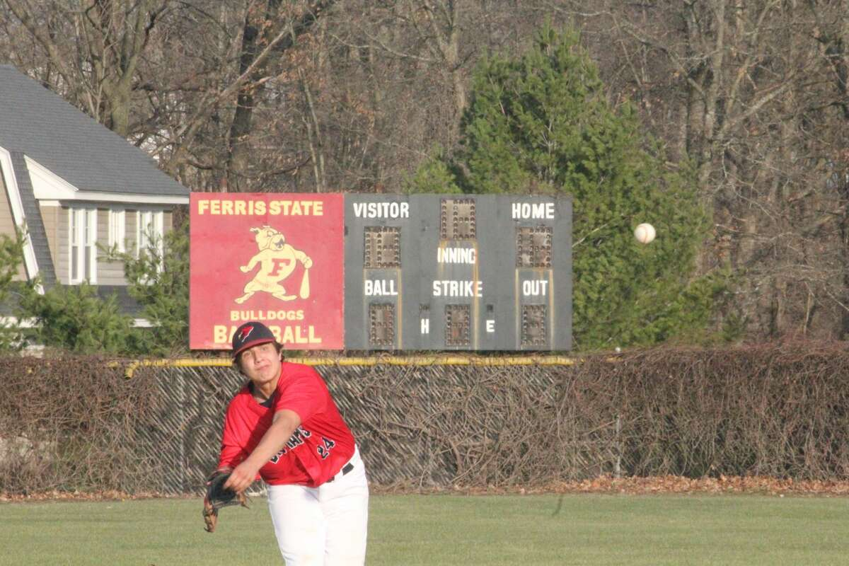 It was Sweep City for the Big Rapids Cardinals on Tuesday in softball action vs. Morley Stanwood. The BR boys won 10-0 in the first game.