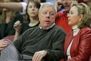 Rich Kinder and his wife, Nancy.
