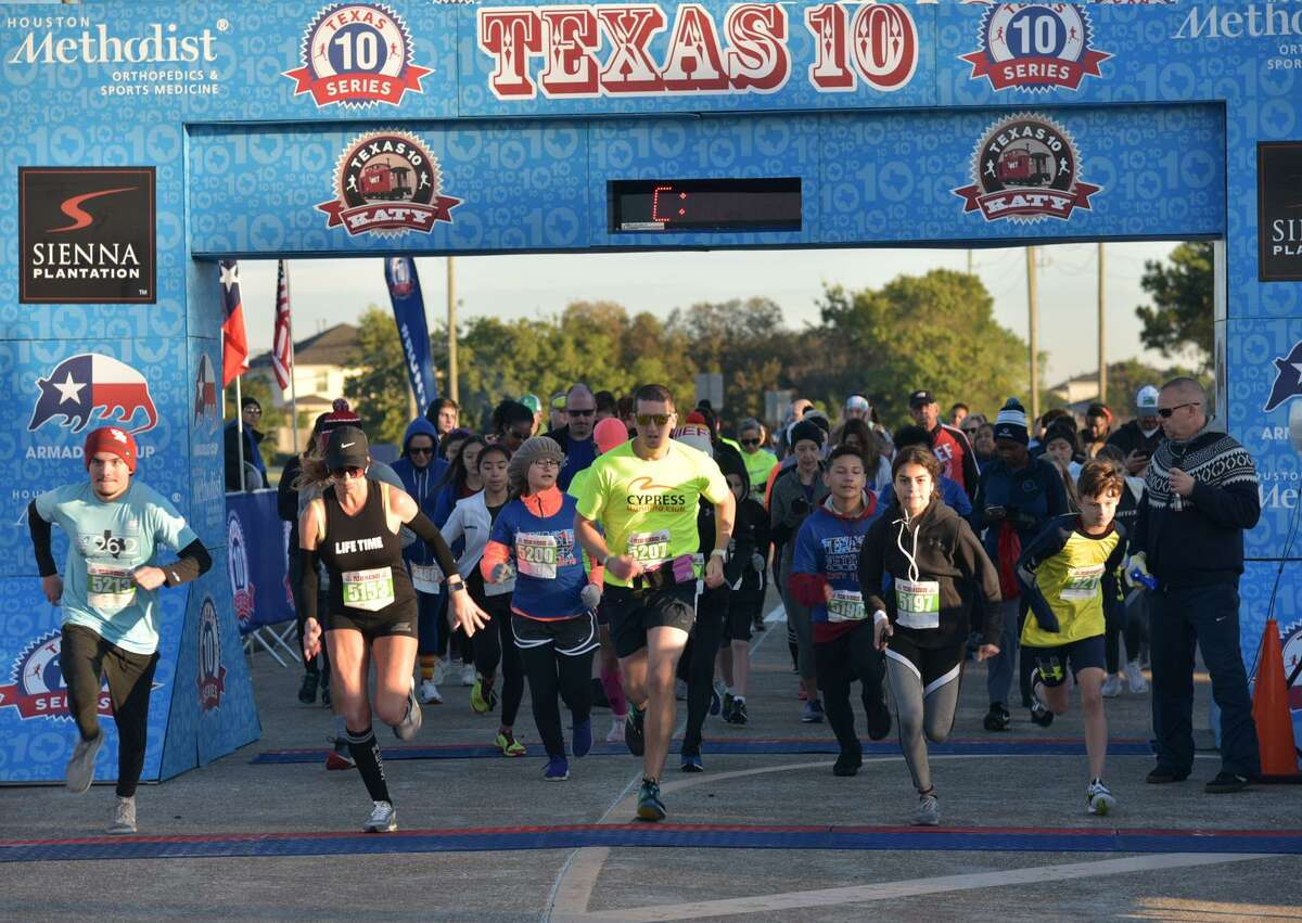 The Texas Katy 10 Miler.