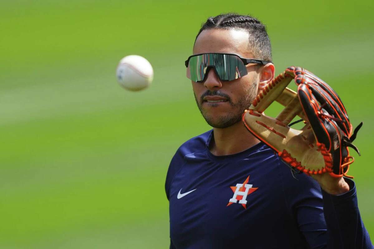 Carlos Correa will be looking for a big-time contract when he hits free agency after this season.