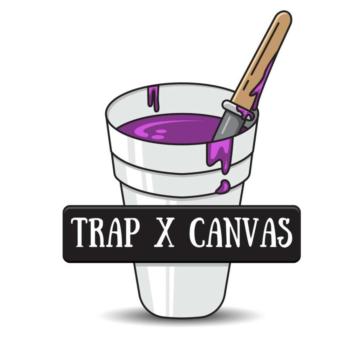 """TrapxCanvas is bringing a different kind of painting with a twist to San Antonio. The business, which dubs itself as """"not your average paint and sip,"""" is hosting an event at 7 p.m. on Saturday at the Sheraton Gunter Hotel, located at 205 E. Houston St. Tickets are $35 each."""