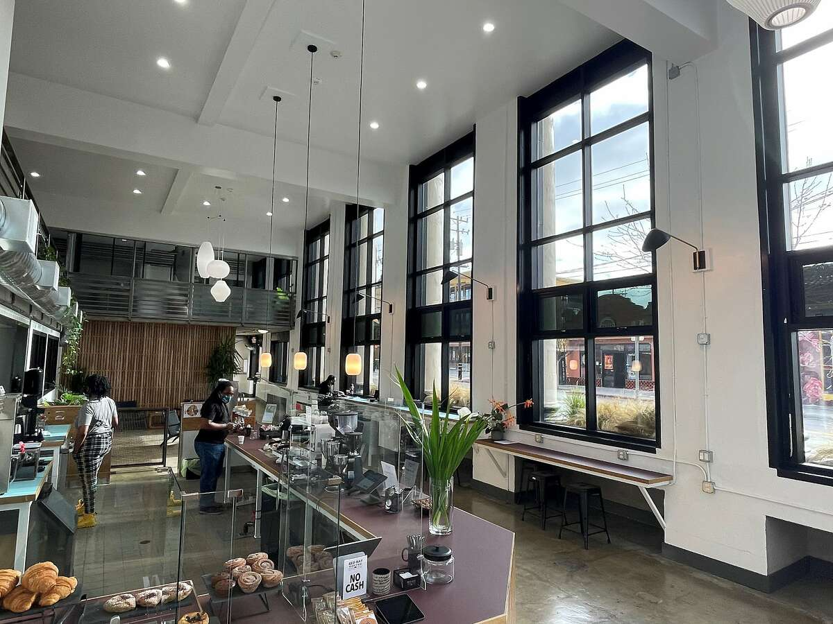 Red Bay Coffee will open its new flagship cafe and headquarters in East Oakland on Monday, April 12.