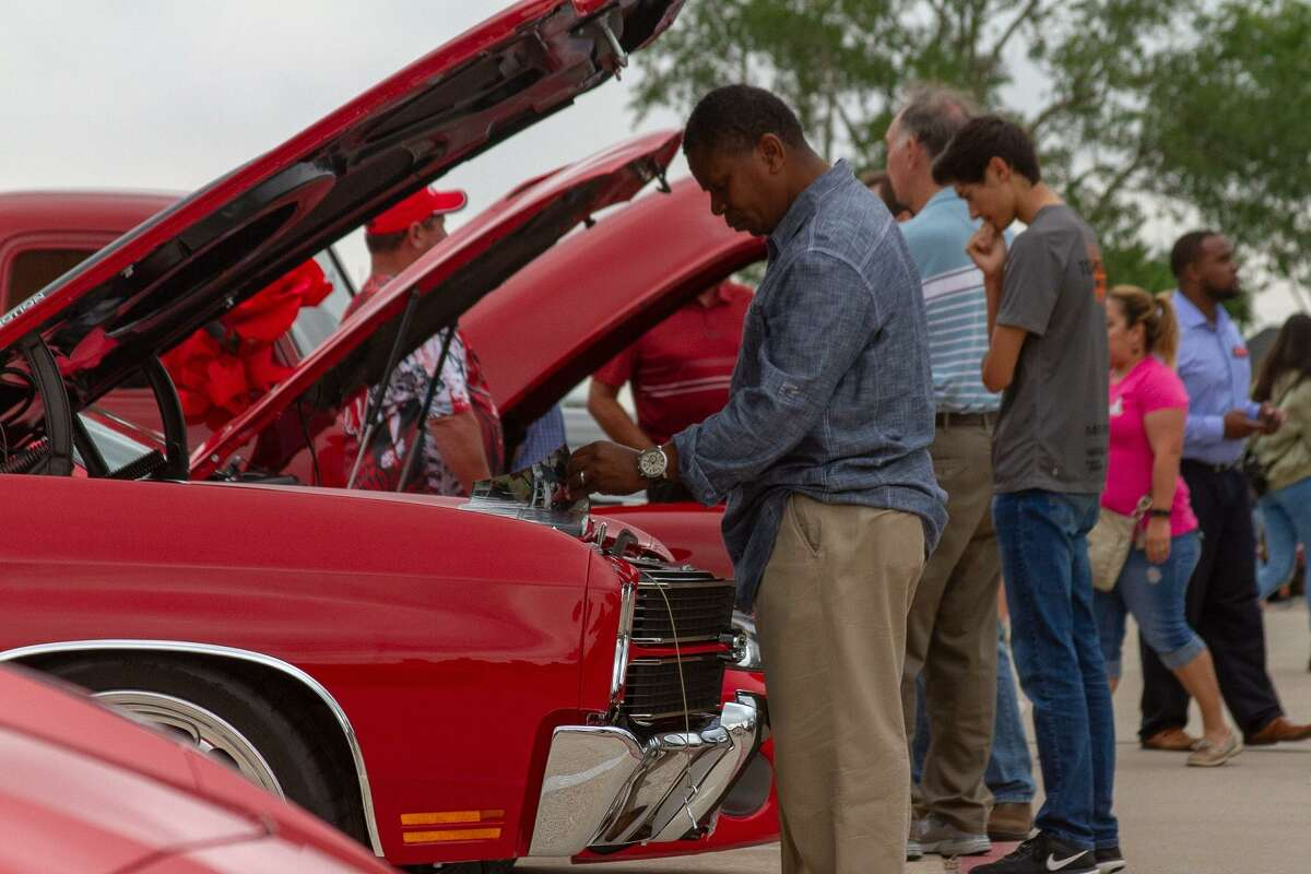 The fourth annual Cane Island Car Show is slated for Saturday, April 17, at Cane Island home community's Cane Quarter in Katy.