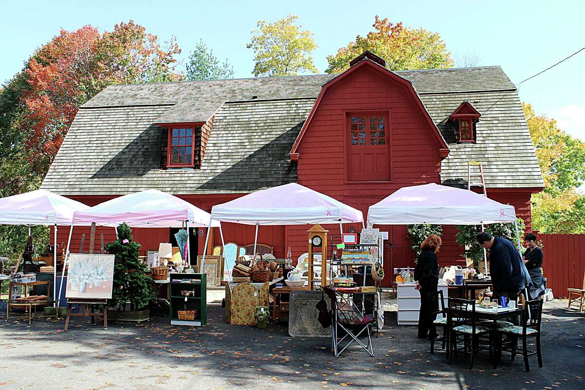The Keeler Tavern Museum & History Center is holding its annual Barn Tag Sale April 15-18 and April 23-24 from 9 a.m. to 3 p.m. on the historic four-acre site (152 Main Street Ridgefield), rain or shine. Parking and admission is free. Masks and social distancing required.