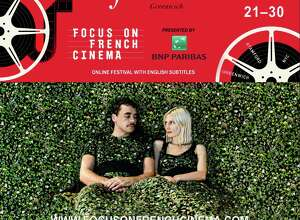 Focus on French Cinema, the annual Francophone film festival presented by the Alliance Française of Greenwich, will take place virtually this year, screening 10 premiere films in French with English subtitles from April 21- April 30, 2021.