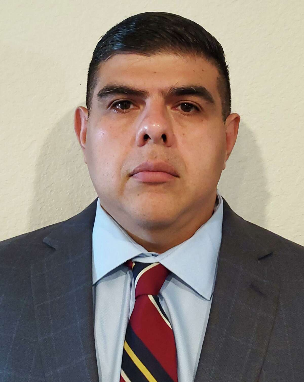 Raul Leonidas Nuques is one of seven candidates seeking three seats on the Southwest ISD board of trustees in the May 1 election.