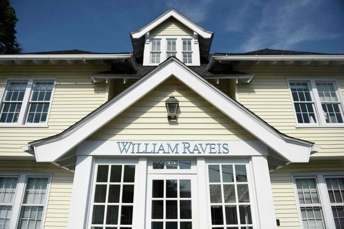 William Raveis Real Estate's office in Greenwich, Conn.