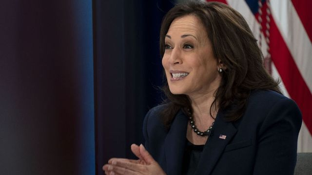 <p>At Long Last, Kamala Harris Is Home: Take a Look Inside the Vice President's Residence thumbnail