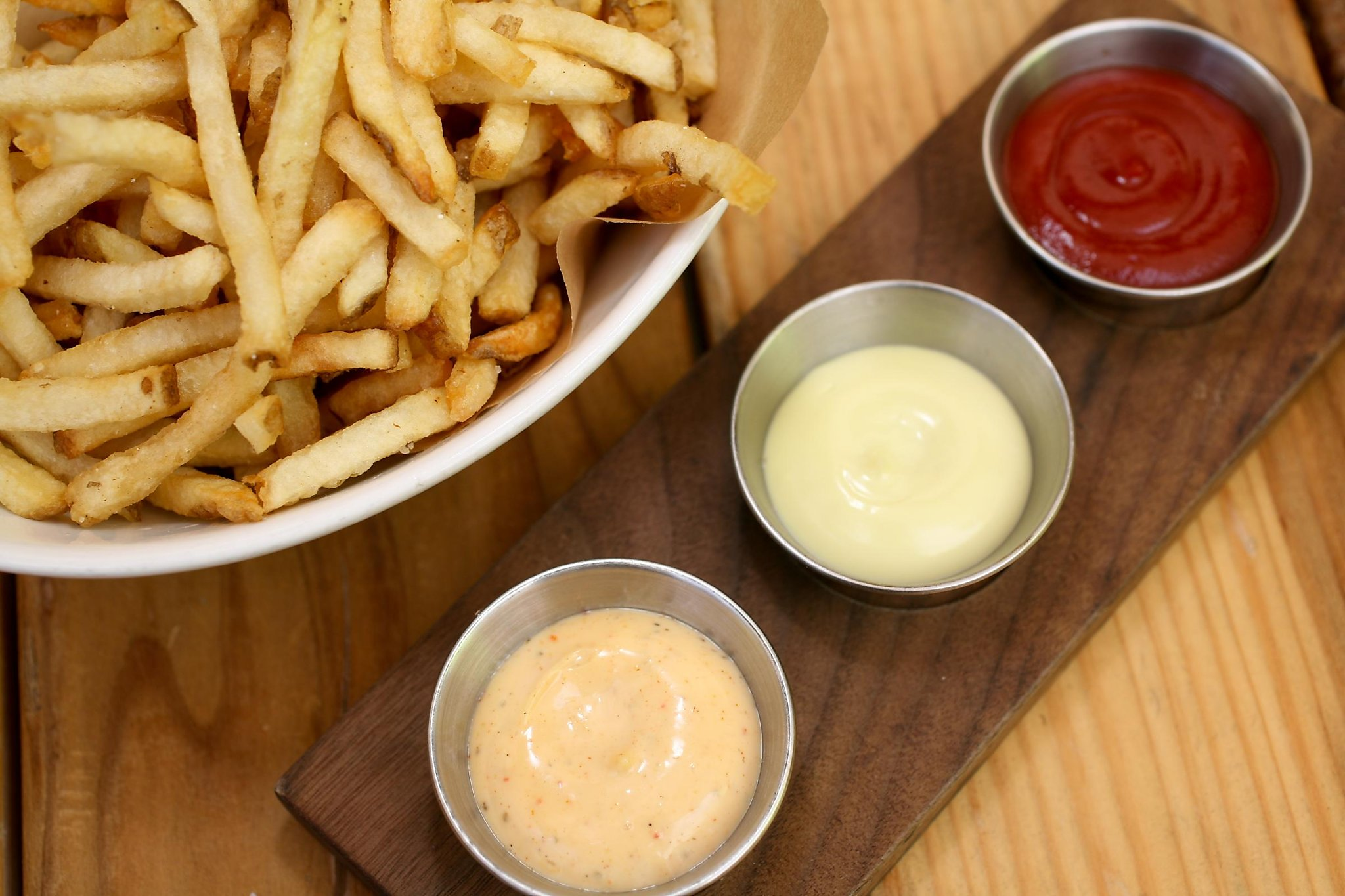 No, Bay Area restaurants are not running out of ketchup. Here's what's... image