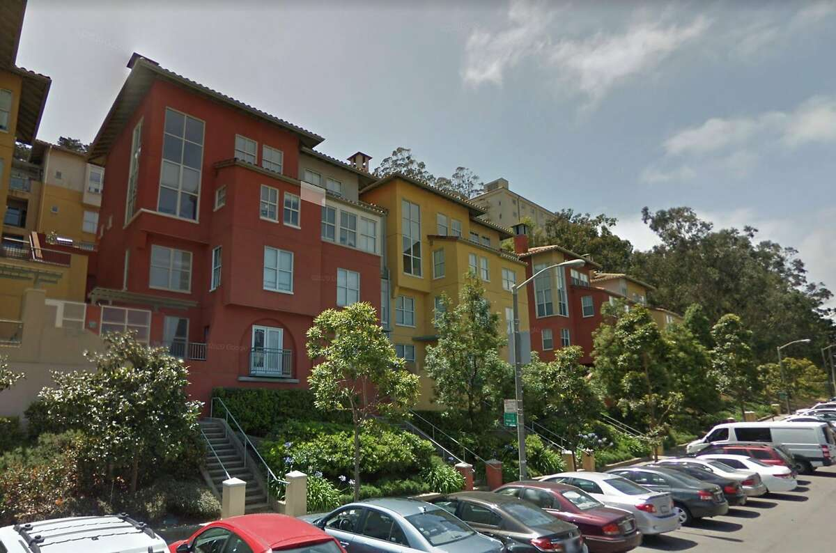 University of San Francisco officials say a student admitted hanging a noose from the balcony of a dorm at the Loyola Village housing complex in March.
