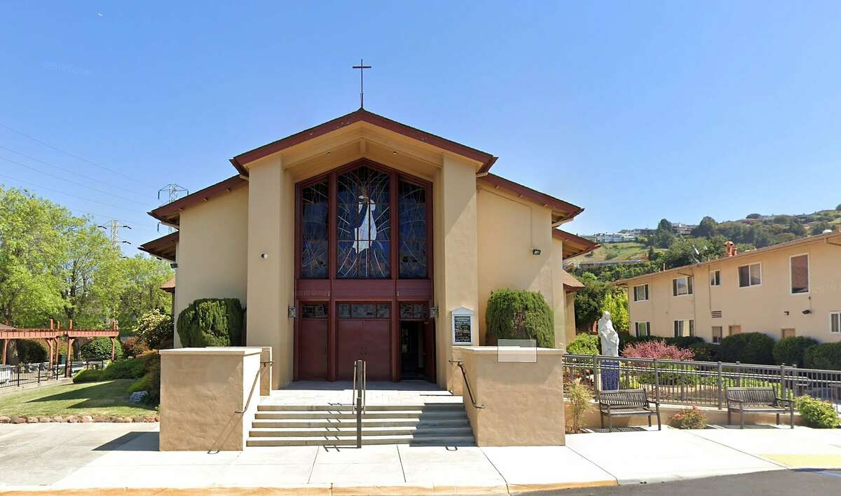 Church of the Assumption in San Leandro