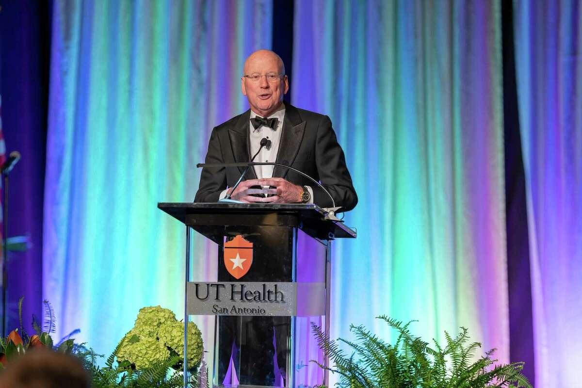 UT Health San Antonio President William Henrich