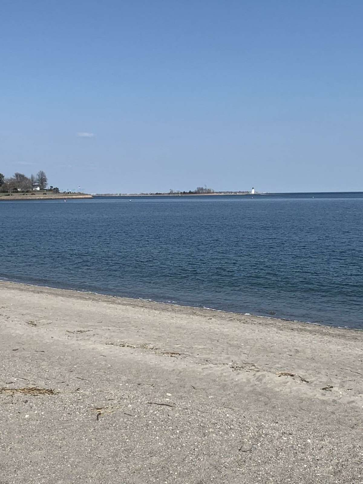 Matthew Podolsky, who is a Fairfield resident, emailed Hearst Connecticut Media this photograph, Sunday, April 4, 2021, of the nice, and windy afternoon on Easter 2021, Sunday, April 4, 2021, at 4:18 p.m., at Jennings Beach in Fairfield.