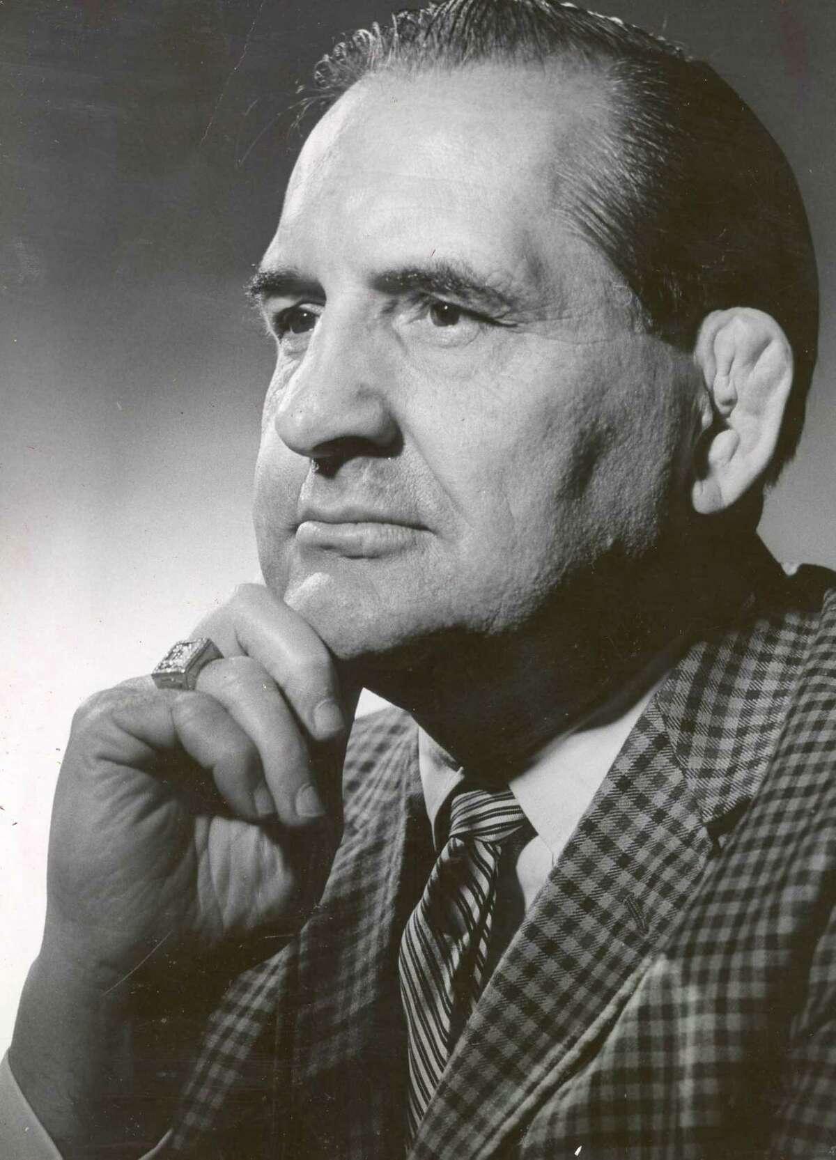 Paul Boesch in 1966.