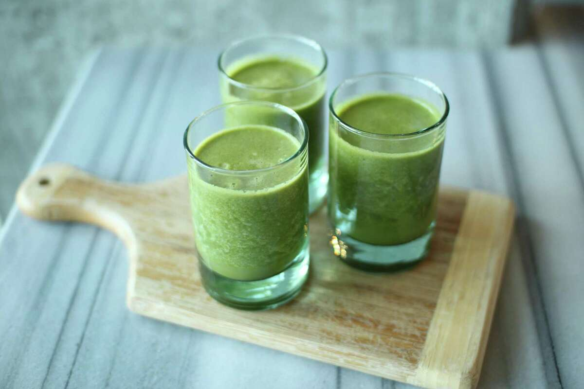 Marci Sharif's Go-To Green Smoothie