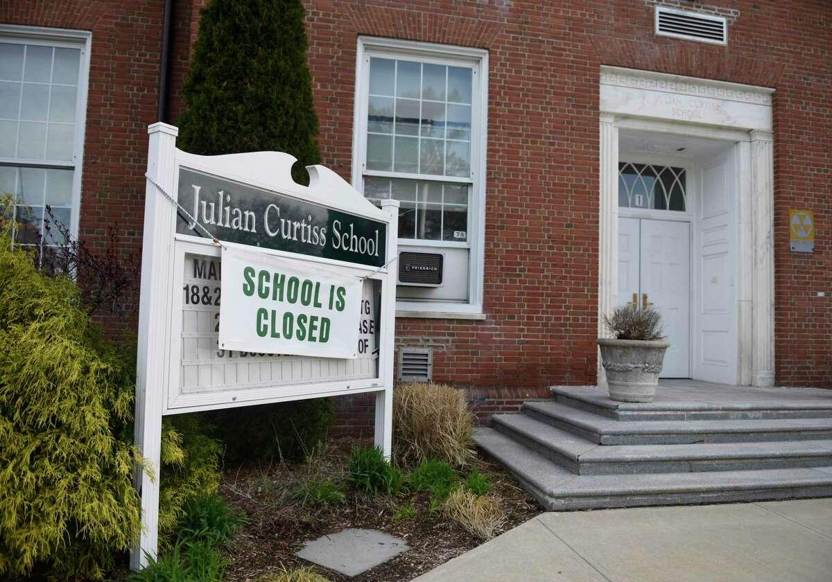 Julian Curtiss School in Greenwich.