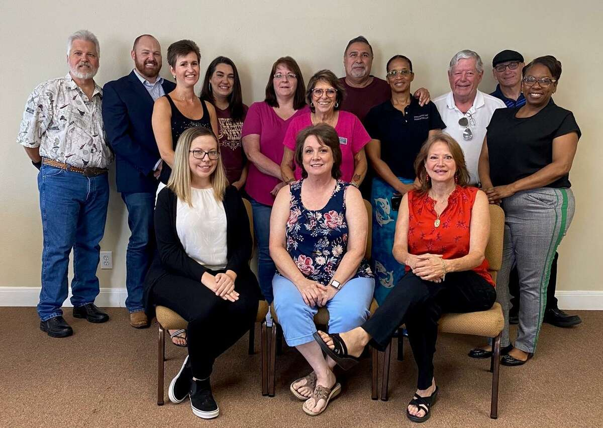 """Pictured are members of the new Toastmasters Club - """"Montgomery Speaks."""" The group meets on the second and fourth Monday of the month from 11 a.m. to noon at Hope Tabernacle in Montgomery."""