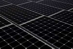 Solar Panels on a roof in New York, June 11, 2019. President Joe Biden is preparing the details of a new economic stimulus plan that would use government spending to unite the goals of fighting climate change and restoring the economy.