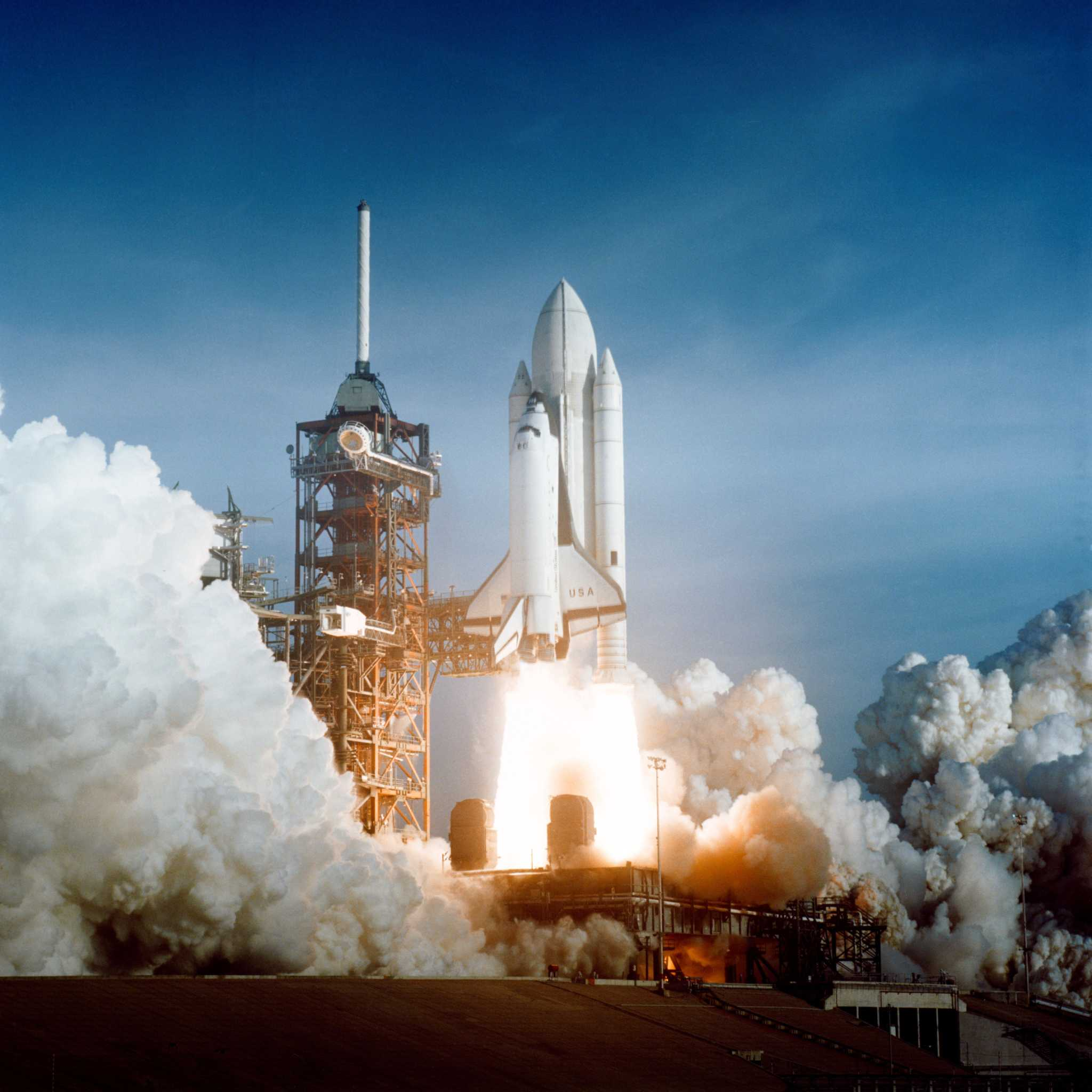 40 years after its pioneering launch, NASA's space shuttle leaves a 'mixed legacy.' Was it worth it?