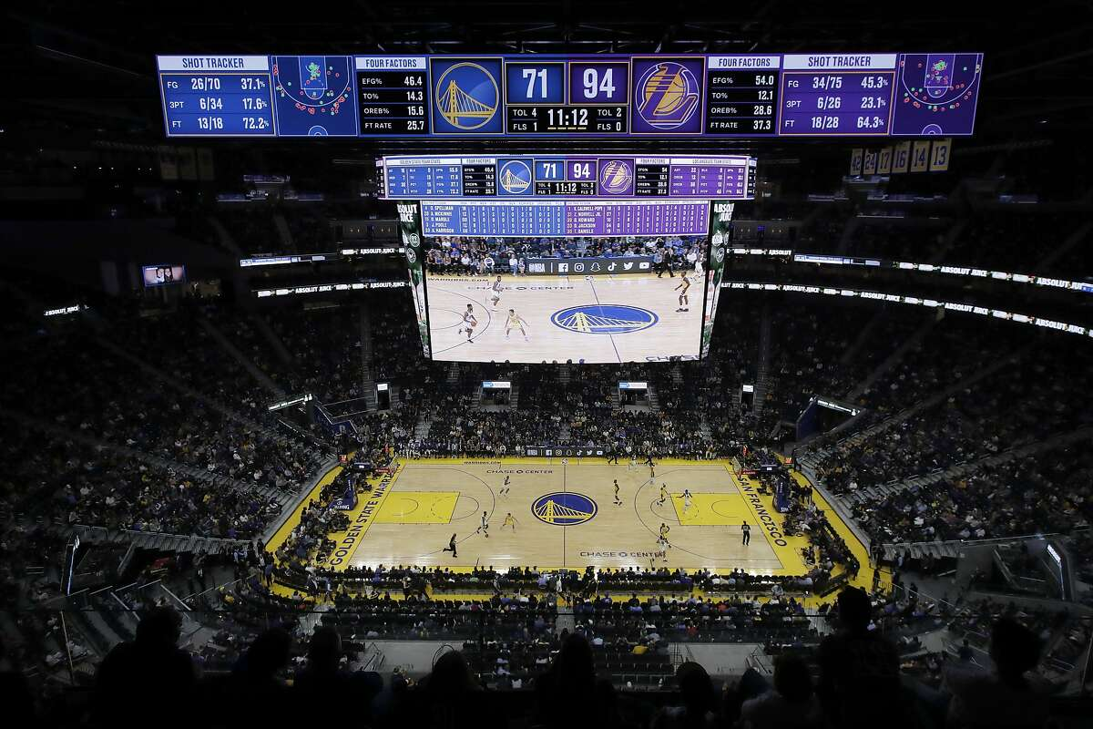 How Warriors plan to make Chase Center the 'safest arena in country'