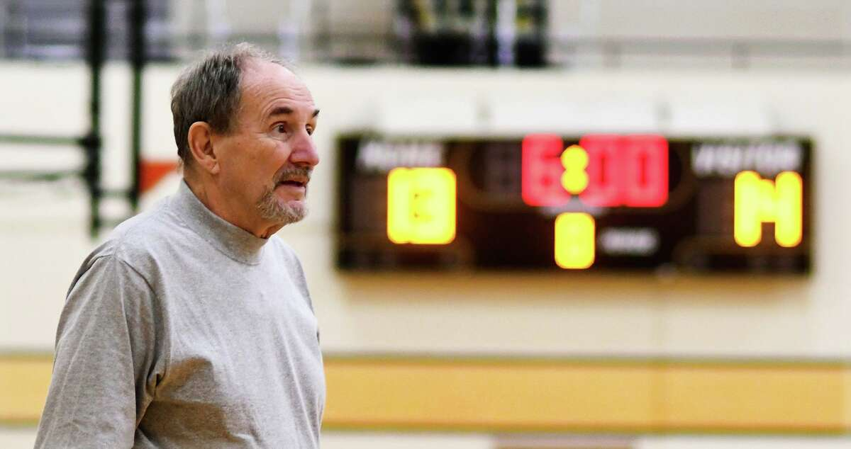 Klein Head Boys Basketball Coach Glenn Arnold was named 2020-21 District 15-6A Coach of the Year.