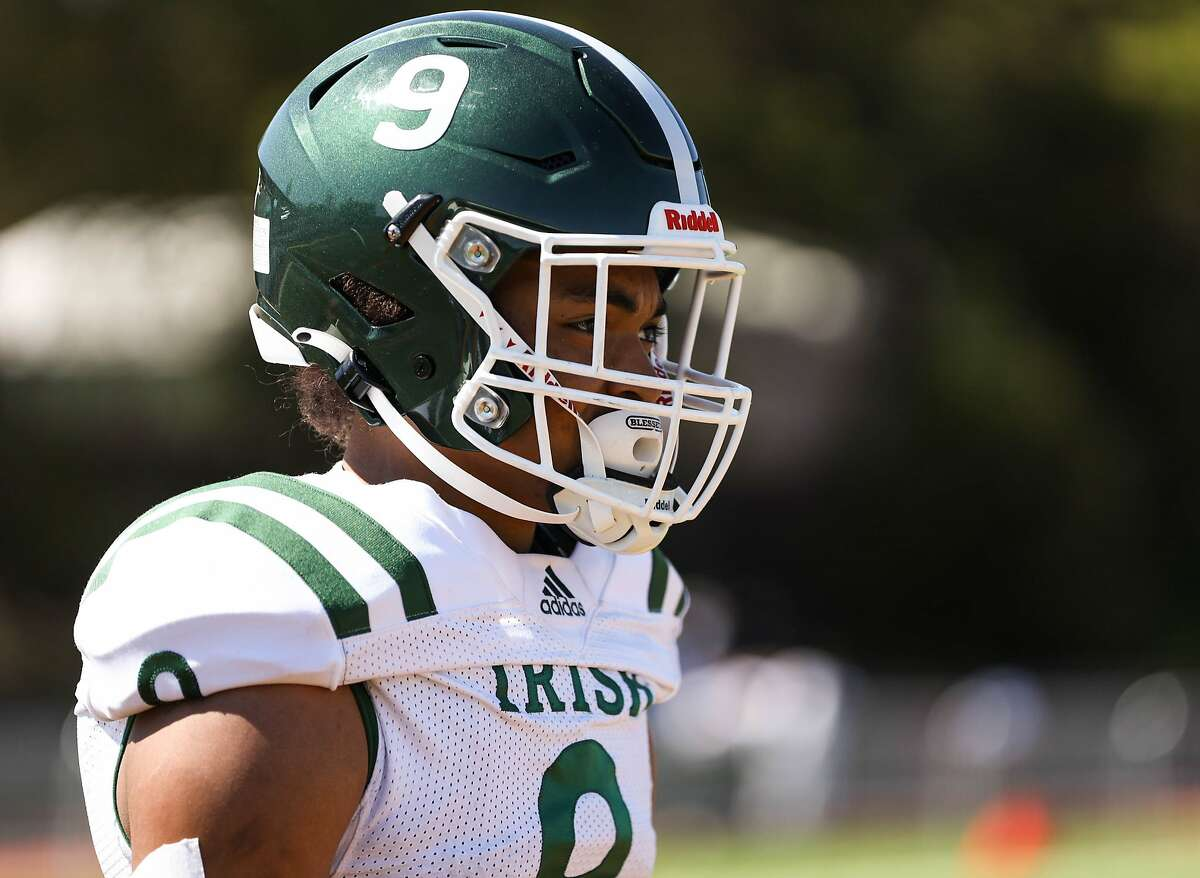 Sacred Heart Cathedral receiver and defensive back Tyrice Ivy Jr.