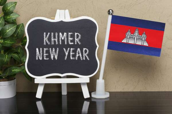 Khmer New Year Day(14 April) -Holiday in Cambodia