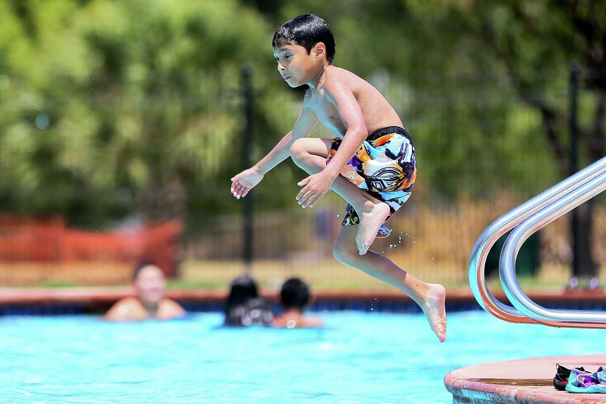 The City of San Antonio announced on Thursday that it is reopening a number of public facilities, including city pools, as indicators continue to show a low-risk level of coronavirus transmission.