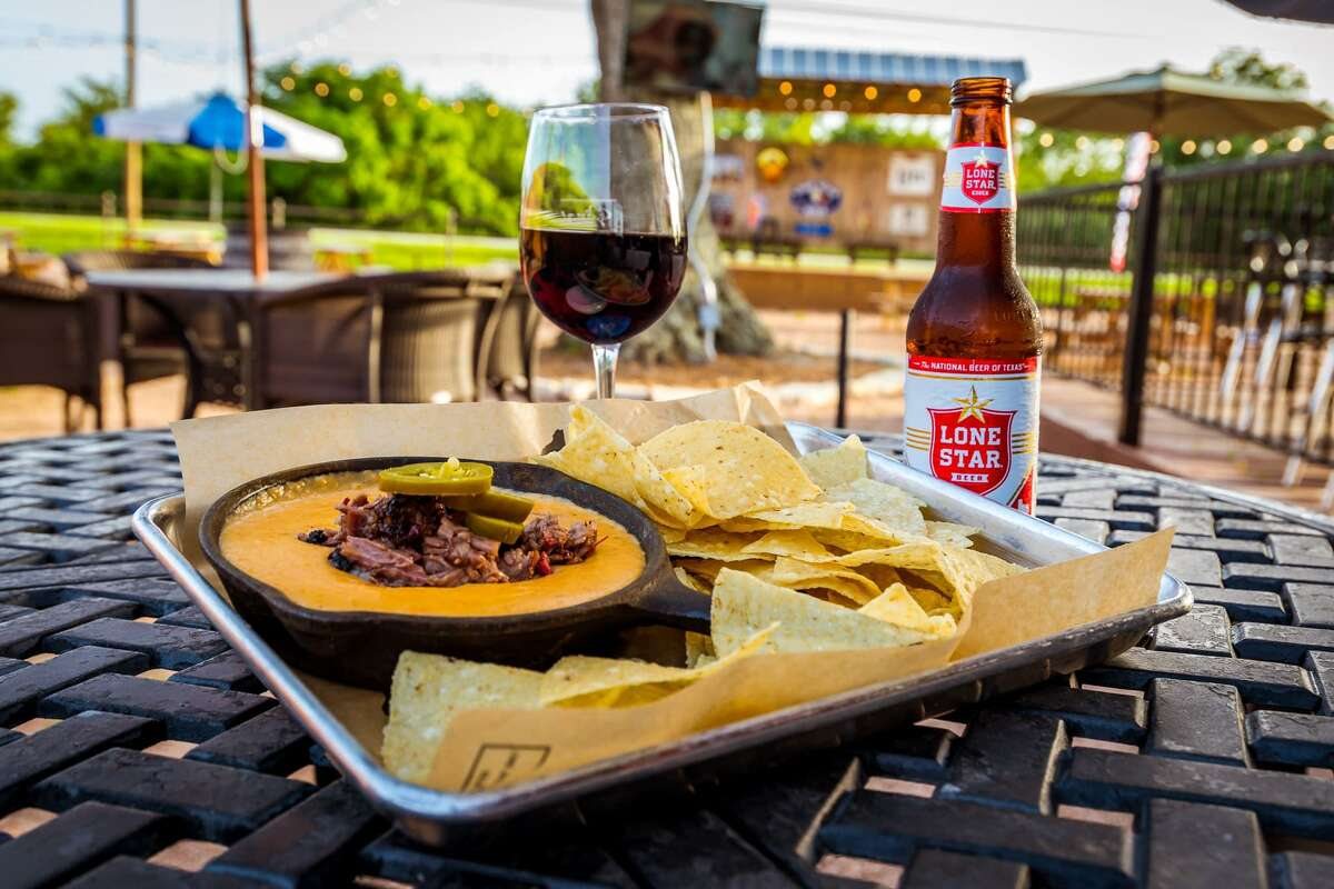 Businesses participating in Metta's Local Eats Dine Out for Charity include local favorites like Cypress Trail Hideout.