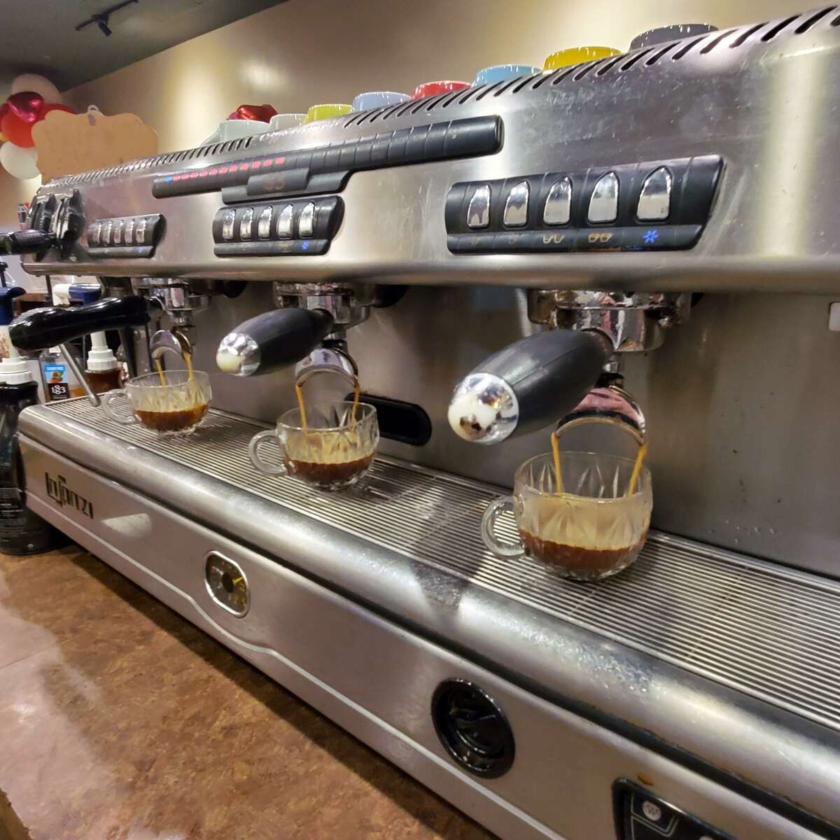 Businesses participating in Metta's Local Eats Dine Out for Charity include local favorites like Plum Coffee.
