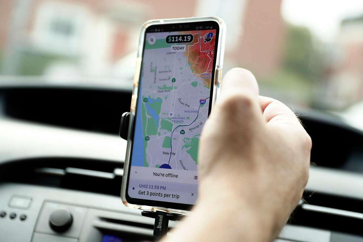 Uber is stopping the ability for California drivers to set their own prices, and soon may eliminate their ability to see trip destinations in advance.