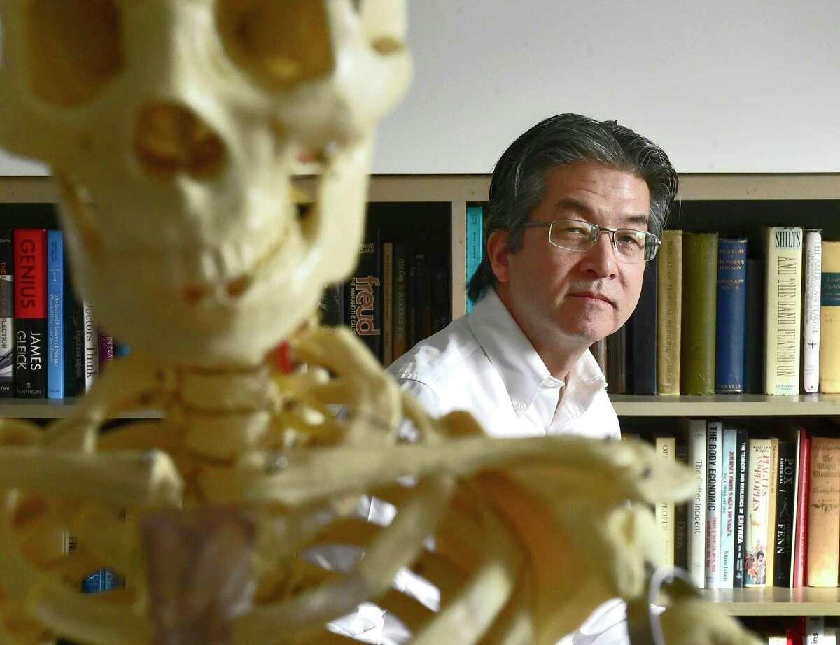 Dr. Albert Icksang Ko, a professor at the Yale School of Public Health