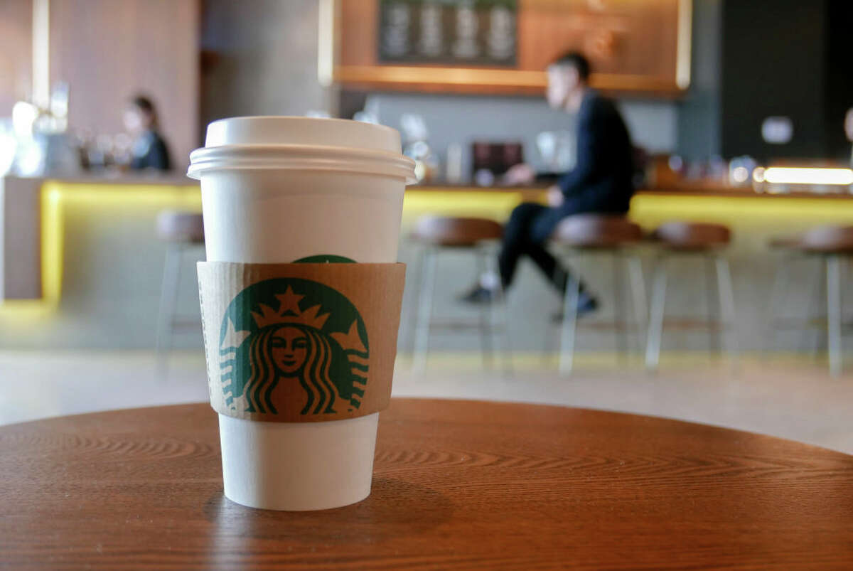 Multiple Starbucks stores in Seattle to test reusable cup program