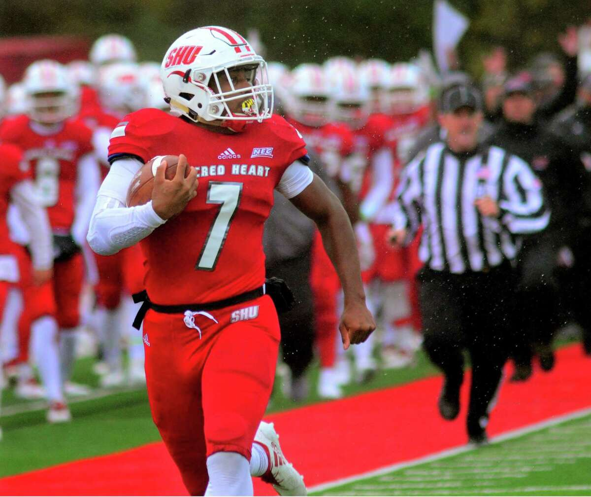 Sacred Heart football running back Julius Chestnut, who led the NEC in rushing with 855 yards in the spring, has been placed on the Walter Payton Award Watch List for the third time.