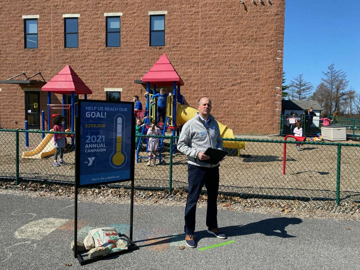The Saratoga Regional YMCA officially launched its annual campaign designed to ensure that all in the community have access to vital community programs and resources. When the Y's doors closed in March 2020, the Y began providing food and hygiene supplies to struggling individuals and families in need, noted CEO Scott Clark, pictured. But even with the reopening of facilities in September, the Y is currently facing once-in-a-century financial challenges. It has lost over $1.5 million in revenue and saw a 35 percent reduction in membership. Contact 518-583-9622 x104 or allison.dantonio@srymca.org, or visit www.srymca.org/donate for more information.