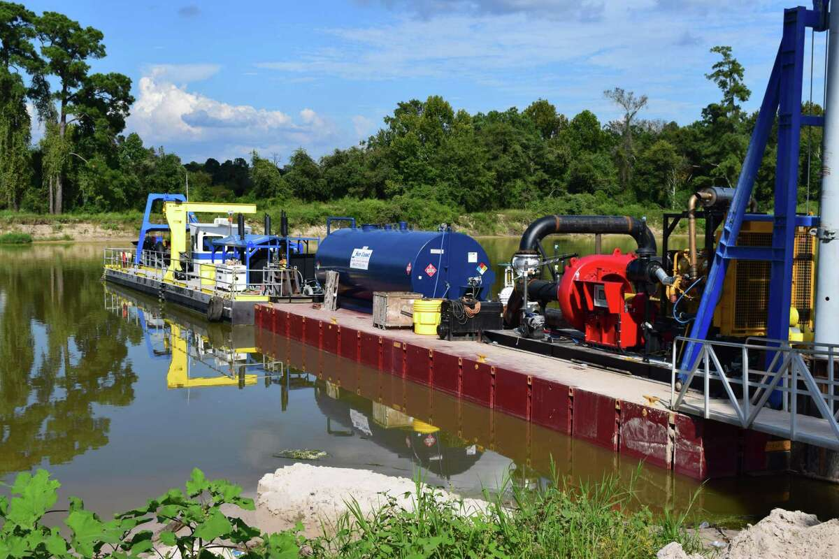 State Rep. Dan Huberty, R-Humble discussed Texas House Bill 2525, which would create the Lake Houston Dredging and Maintenance District. The district would be responsible for dredging projects in the Lake Houston area.