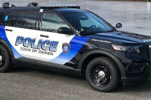 Darien Police patrol vehicles have a new look.